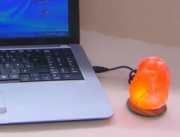 USB Salt Lamp per PC 500g (42024)