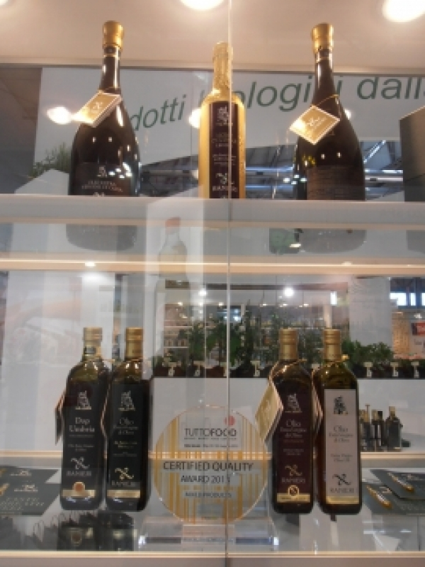 Ranieri winner at TUTTOFOOD 2013