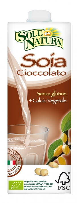 drink soia cacao