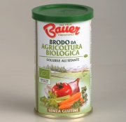 Organic broth soluable 120g
