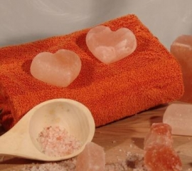 Heart Salt Crystal wellness n deco (83300)