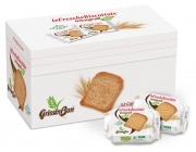 Whole Wheat Organic Toast Slices in Box